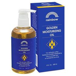 GOLDEN MOISTURIZING OIL  8 OZ