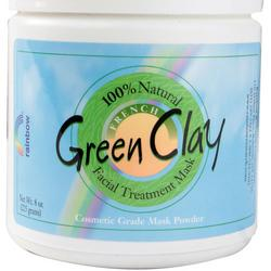 FRENCH GREEN CLAY POWDER  32 OZ