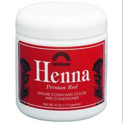 HENNA,PERSIAN RED 4 OZ