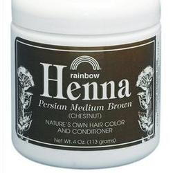 HENNA,PERSIAN MED BROWN 4 OZ