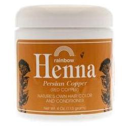 HENNA,PERSIAN COPPER 4 OZ