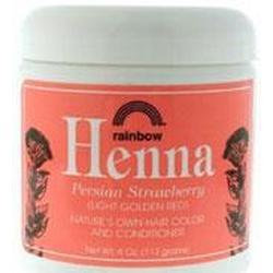 HENNA,PERSIAN STRAWBERRY 4 OZ
