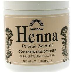 HENNA,PERSIAN NEUTRAL 4 OZ