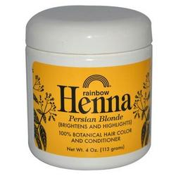 HENNA,PERSIAN BLONDE 4 OZ