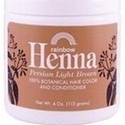 DARK BROWN HENNA  34 OZ
