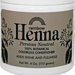 NEUTRAL HENNA  34 OZ