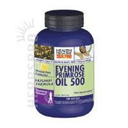 EVENING PRIMROSE 500 MG 180 CAP