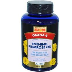 EVENING PRIMROSE,500MG 180 CAP