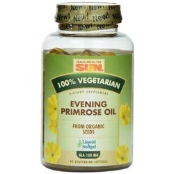100% VEGETARIAN EVENING PRIMROSE OIL  90 SOFTGEL