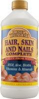HAIR,SKIN,&NAILS COMPLETE 16 OZ