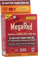 MEGA RED  60 CT