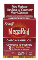 MEGA RED 300MG  30 SOFTGEL