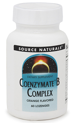COENZYMATE B COMPLEX SUBLINGUAL ORANGE 60 TABS