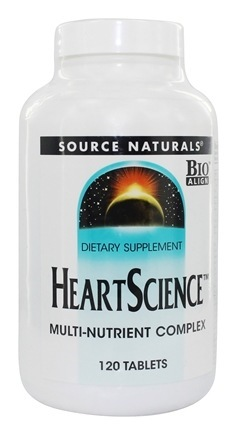 HEART SCIENCE 120 TABS