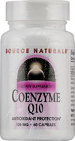 COENZYME Q10 125 MG ULTRA POTENCY 60 CAPS