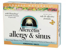 ALLERCETIN ALLERGY & SINUS 48 TABS