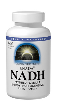 ENADA NADH 5MG BLISTER PACK 30 TABLET