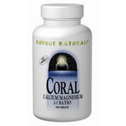 CORAL CALCIUM WITH MAGNESIUM CAPSULES 90 CAPS