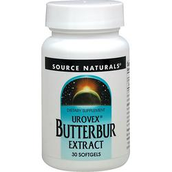 UROVEX® BUTTERBUR EXTRACT 50MG  30 SOFTGEL
