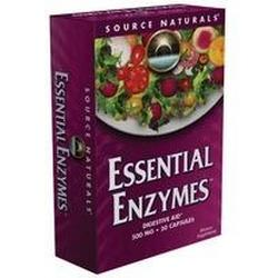 ESSENTIAL ENZYMES 500 MG 360 CAPS