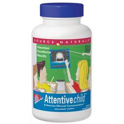 ATTENTIVE CHILD TABS 30 TABS