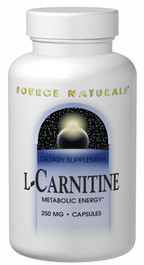 L-Carnitine Fumerate 250mg 60 膠囊