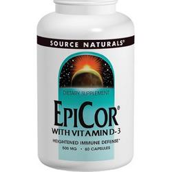 EPICOR WITH VITAMIN D-3  60 CAPSULE