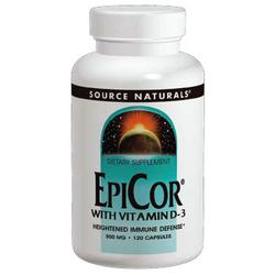 EPICOR WITH VITAMIN D-3  120 CAPSULE