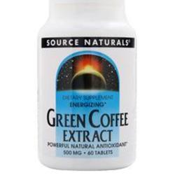 ENERGIZING* GREEN COFFEE EXTRACT 500MG  60 TABLET