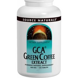 GCA® GREEN COFFEE EXTRACT  120 TABLET