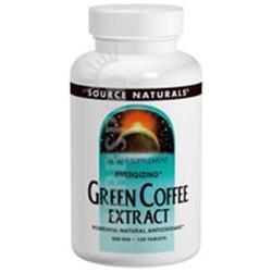 ENERGIZING* GREEN COFFEE EXTRACT 400MG  30 CAPSULE