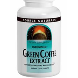 ENERGIZING* GREEN COFFEE EXTRACT 400MG  60 CAPSULE