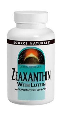 ZEAXANTHIN WITH LUTEIN 10MG  120 CAPSULE