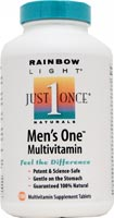 MEN'S ONE MULTIVITAMIN 150 TABLETS