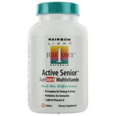 ACTIVE 1 SENIOR MULTI PLE 90 TABS