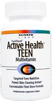 LIVING SRCE ACTIVE HEALTH MULTI TEEN  30 CP