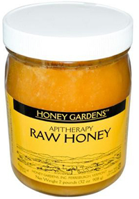 RAW HONEY NORTHERN  2 LB