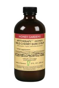 WILD CHERRY BARK SYRUP  8 OZ