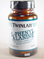 L-PHENYLALANINE 500 MG 60 CP