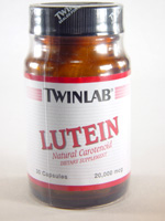 LUTEIN 20MG 30 CP