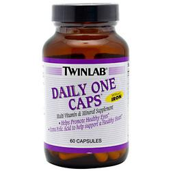 DAILY ONE NO IRON  60 CAP