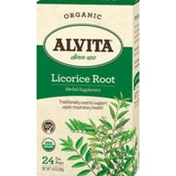 LICORICE ROOT TEA  24 BAG