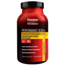 WELLNESS NUTRITION BCAA'S  200 CAPSULE