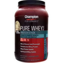Pure Whey Plus Vanilla Ice Cream  2 lb