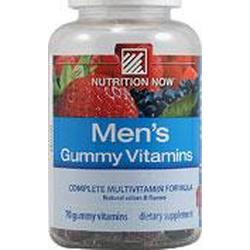 MEN'S GUMMY VITAMIN  70 CHEW