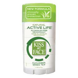DEODORANT PF ACTIVE LIFE STICK CUCUMBER GREEN TEA  2.48 OZ