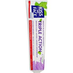 TRIPLE ACTION ANTICAVITY TOOTHPASTE  3.4 OZ