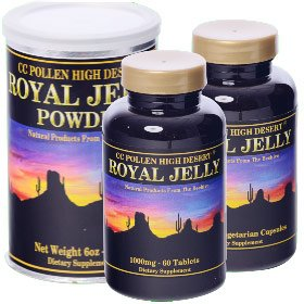 ROYAL JELLY POWDER  15 OZ