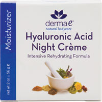 HYALURONIC ACID,NIGHT CRM 2 OZ