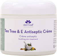 TEA TREE & E CREME 4 OZ